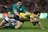 Nick Phipps scores Australia's third try