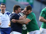 Adam Ashe and Robbie Henshaw 21/3/2015