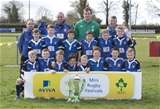 The Coleraine boys team 11/4/2015