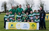 oREPRO FREE***PRESS RELEASE NO REPRODUCTION FEE***AVIVA Mini Rugby Festival, Portlaoise RFC, Laois 11/4/2015Balbriggan RFCMandatory Credit ©INPHO/Ryan Byrne