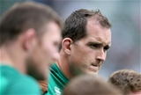 Devin Toner returned to the starting line-up, taking his place in the second row alongside Paul O'Connell Credit: ©INPHO/Dan Sheridan