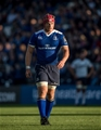 The 22-year-old Josh van der Flier was prominent in both defence and attack as he helped Leinster to open their win account in the PRO12 Credit: ©SPORTSFILE/Stephen McCarthy