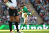 Out-half Ian Madigan landed a seventh minute penalty to get Ireland off the mark Credit: ©INPHO/Billy Stickland