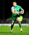 South African recruit Quinn Roux came off the bench to help Connacht see out of a tight result in Galway Credit: ©INPHO/James Crombie