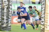 Jack McGrath broke through for a third minute try to get Leinster off to a strong start in northern Italy Credit: ©INPHO/Maurilio Boldrini