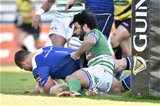 In his first appearance of the season for Leinster, loosehead Jack McGrath touched down against Benetton Treviso Credit: ©INPHO/Maurilio Boldrini