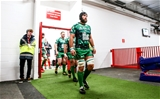 Connacht captain John Muldoon leads out his team for their first interprovincial encounter of the season Credit: ©INPHO/James Crombie