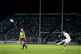 Out-half Paddy Jackson landed the second of two penalty attempts to draw Ulster level at 3-3 Credit: ©INPHO/Dan Sheridan