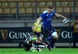 Flanker Dan Leavy, pictured in action against Zebre, was called up to the extended Ireland squad for the Canada game Credit: ©INPHO/Matteo Ciambelli
