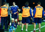 Leinster second row Mike McCarthy was yellow carded during the opening quarter Credit: ©INPHO/Matteo Ciambelli