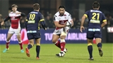 Sunday 18th December 2016   ASM CLERMONT AUVERGNE vs ULSTER RUGBYRodney Ah You during the European Rugby Champions Cup Pool 5 Round 4 clash between ASM Clermont Auvergne and Ulster Rugby at the Stade Marcel-Michelin, Clermont, France. Photo by John Dickson/Dicksondigital